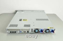 HP Proliant DL360p G8 Gen8 2x E5-2690v2 3GHz 10-Core 256GB Server with Rails