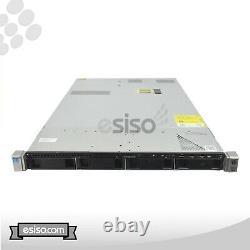 HP Proliant DL360p G8 Gen8 4LFF 1x QC E5-2637V2 3.5GHz 32GB RAM 4x TRAY P420i