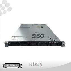 HP Proliant DL360p G8 Gen8 SFF 1x 10 CORE E5-2690v2 3.0GHz 8GB 2x 146GB 15K SAS