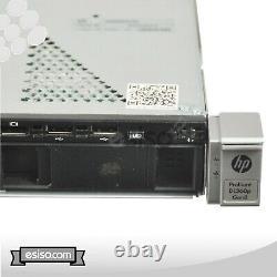 HP Proliant DL360p G8 SERVER 8SFF 2x QC E5-2609V2 2.5GHz 8GB RAM NO HDD NO RAIL