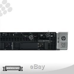 HP Proliant DL360p G8 SERVER 8 SFF 2x 8C E5-2670 2.6GHz 128GB RAM 4x 256GB SSD
