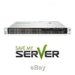 HP Proliant DL360p G8 Server 2x 2.0GHz E5-2620 12 Cores 16GB RAM No HDD