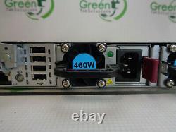 HP Proliant DL360p Gen8 8-Bay SFF 2x E5-2640 2.5GHz 8GB P420i Controller No DVD