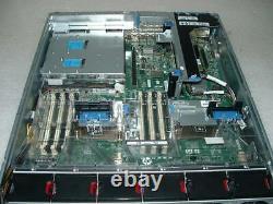 HP Proliant DL380E G8 3.5 2x E5-2420 1.9ghz 12-Cores / 48gb / 9205-8i / 2x 460w
