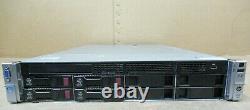 HP Proliant DL380E G8 GEN8 2 x Xeon E5-2407v2 2.4GHz 64Gb 2U Rackmount Server