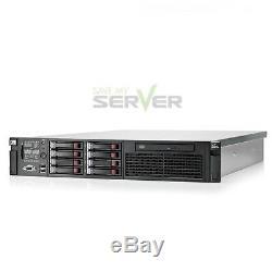 HP Proliant DL380 G7 Server 2 x E5640 2.66GHz Quad Core 32GB RAM 1.5TB STORAGE