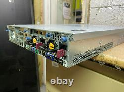 HP Proliant DL380 G7 Server, X2 XEON E5660 2.8GHz CPU 144GB RAM No HDDs #0C