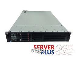 HP Proliant DL380 G7 server, 2x 2.93GHz Quad-Core, 64GB RAM, 2x HP 600GB 10K SAS
