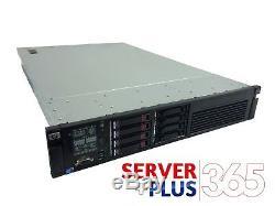 HP Proliant DL380 G7 server, 2x 3.06GHz 6-Core, 64GB RAM, 2x HP 600GB 10K SAS