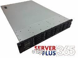 HP Proliant DL380 Gen7 G7, 2x 2.66GHz 6-Core, 64GB RAM, 2x HP 300GB 10K SAS