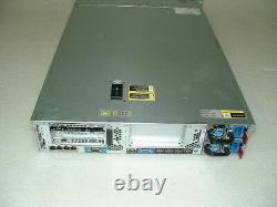 HP Proliant DL380p G8 2U Server 2x E5-2690 v2 3.00Ghz 20-Cores 128gb P420i 1.2Tb