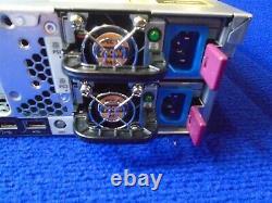 HP Proliant DL380p G8 2x8-Core 2.9GHz E5-2690 192GB 24x8GB P420i 2x 750W+Rails