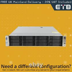 HP Proliant DL380p G8 Gen8 1x12, 2 x E5-2670 2.6GHz Six-Core, 32GB, Rack Kit