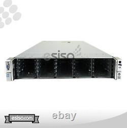 HP Proliant DL380p G8 Gen8 25SFF 2x 8 CORE E5-2660 2.2GHz 64GB 2x 600GB 10K SAS