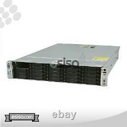 HP Proliant DL380p G8 Gen8 25SFF 2x 8 CORE E5-2689 2.6GHz 16GB RAM NO HDD