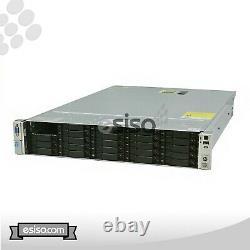 HP Proliant DL380p G8 Gen8 25SFF 2x SIX CORE E5-2640 2.5GHz 48GB RAM NO HDD