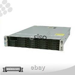 HP Proliant DL380p G8 Gen8 25SFF 2x SIX CORE E5-2640 2.5GHz 8GB RAM NO HDD