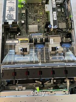 HP Proliant DL380p G8 Gen8 2x 8 CORE E5-2660 2.2GHz 32GB RAM 2x 146GB 15K