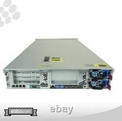 HP Proliant DL380p G8 Gen8 8SFF 2x SIX CORE E5-2620V2 2.1GHz 16GB RAM NO HDD