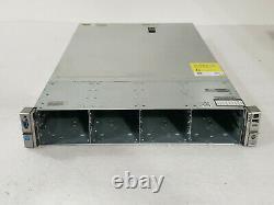 HP Proliant DL380p G8 LFF 12-Bay 3.5 Server 2x E5-2670 2.6ghz 16-Cores / P430