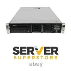 HP Proliant DL380p G8 Server 2x 2.00GHz 12 Cores 16GB P420i 1x 146GB SAS