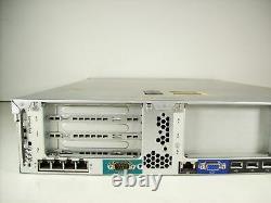 HP Proliant DL380p G8 Server Intel E5-2620 2.0GHz 32GB ECC No HDD P420i Tested