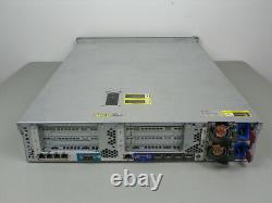 HP Proliant DL380p Gen8 G8 2x 3.4GHz E5-2687W v2 8C 256GB 2x 400GB SSD Server
