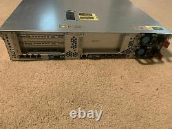 HP Proliant DL380p Gen8 Server 12 Cores 2x Xeon E5-2620 v2 2.0Ghz/24GB/P420