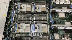 HP Proliant DL560 G8 1,152 GB RAM 4 x Xeon E5-4657L v2 2.40GHz 48 Cores