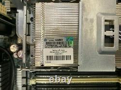 HP Proliant DL560 G8 256 GB RAM 4 x Xeon E5-4657L v2 2.40GHz 48 Cores