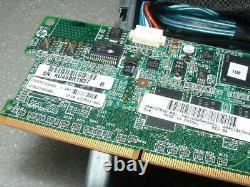 HP Proliant DL560 G8 4x Xeon E5-4640 2.4Ghz 32-Cores 96gb P420i 2x 1200W