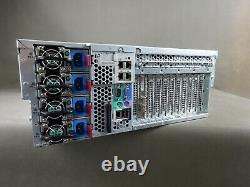 HP Proliant DL580 G7 4x 8-Core E7-4830 2,13GHz 64GB RAM 600GB HDD P410 iLO3 4