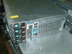 HP Proliant DL580 G7 4x E7-4830 2.13GHz 8-Core 256GB RAM 4x 146GB 10k P410i