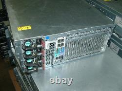 HP Proliant DL580 G7 4x E7-4830 2.13GHz 8-Core 64GB RAM 4x 146GB 10k P410i 512MB