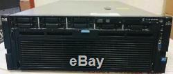 HP Proliant DL580 G7 4x Ten-Core E7-8870 2.4GHz 128GB RAM 8x 2.5 HDD Bay Server