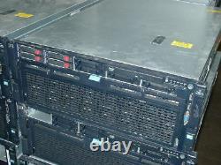 HP Proliant DL580 G7 4x Xeon E7-4850 2Ghz 40-Cores 128gb 4x 146gb P410i 4x 1200w