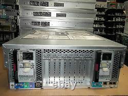 HP Proliant DL585 G2 Server Quad 2.6GHz AMD Opteron 8218 32GB 4x72GB 64-Bit