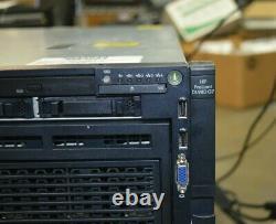 HP Proliant DL980 G7 Server with 8x E7-4870 10-Core 2.4GHz 512GB RAM