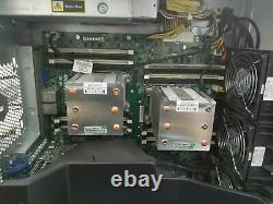 HP Proliant ML150 Gen9 2 x E5-2620 2.4GHz 6-Core /16GB DDR4