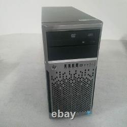 HP Proliant ML310e G8 v2 SFF Tower Server E3-1240 v2 3.4GHz / 16GB / 2x 500GB