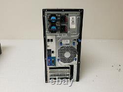 HP Proliant ML310e G8 v2 SFF Tower Server E3-1240 v3 3.4GHz / 16GB / 2x 500GB