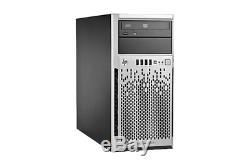 HP Proliant ML310e Gen 8 Tower Server Intel G540 2.50Ghz 8GB RAM, GPU KIT