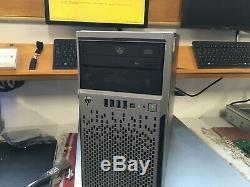 HP Proliant ML310e Gen 8 Tower Server XEON E5-1220 v2 3.1Ghz 16GB RAM 2 x 2TB