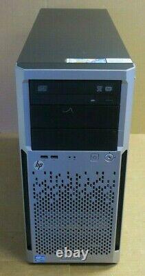 HP Proliant ML350e Gen8 v2 4-Core E5-2407v2 2.4Ghz 32GB Ram 4x 3.5 Tower Server