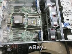 HP Proliant ML350p G8 4U Server 1x E5-2630 2.3Ghz 32GB 2x 300GB 10K 2x 750W