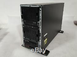 HP Proliant ML350p G8 4U Server 1x E5-2680 2.7Ghz 64GB 4x 300GB 10K 2x 750W