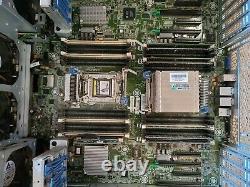HP Proliant ML350p Gen8 G8 Xeon E5-2620 2.0GHz 32GB RAM 6 x 450GB SAS HDD
