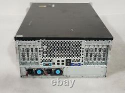 HP Proliant ML350p Gen8 SFF Server 2x E5-2670 2.6Ghz 64GB 4x 300GB 10K 2x 750W