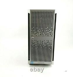 HP Proliant ML350p Gen 8 TWR (2) Xeon E5-2609 V2 2.5GHz 36GB RAM