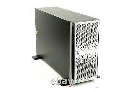 HP Proliant ML350p Gen 8 TWR (2) Xeon E5-2640 V2 2.0GHz 64GB RAM